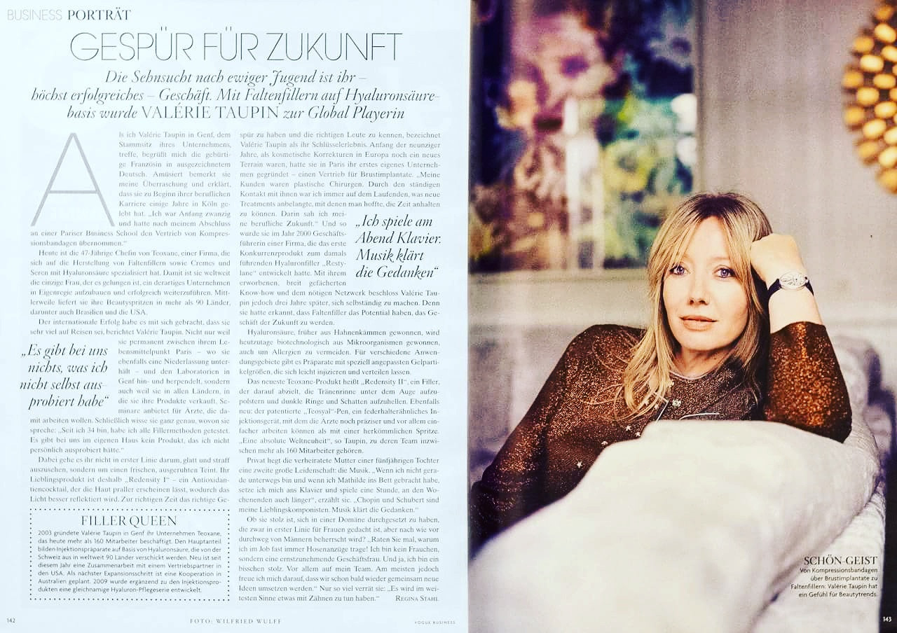 Magazine VOGUE Business ©wilfries Wulff