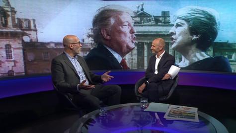 BBC Newsnight, July 11, 2018