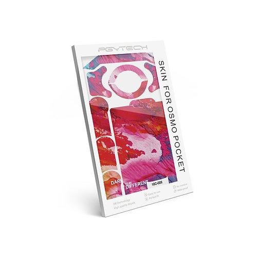 PGYTECH Skins for DJI OSMO Pocket (Colourful Set / Camouflage Set)