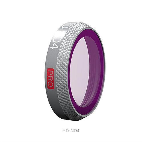 PGYTECH DJI Mavic 2 Zoom Professional ND4 UV CPL ND-PL Set Lens Filter