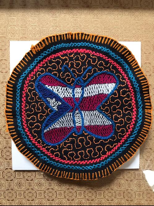 Shipibo Tapestry