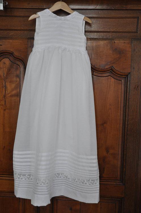 Modèle RAPHAËL sous robe intégrée