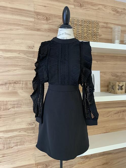 Robe chic noire
