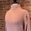 Thumbnail: Robe chandail rose