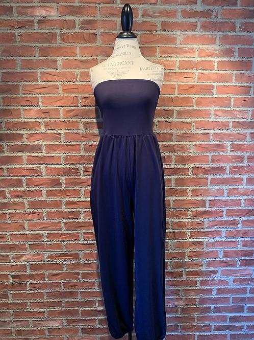 Onepiece pantalon bleu marin