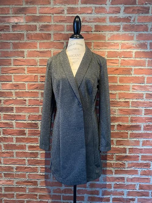 Robe style veston