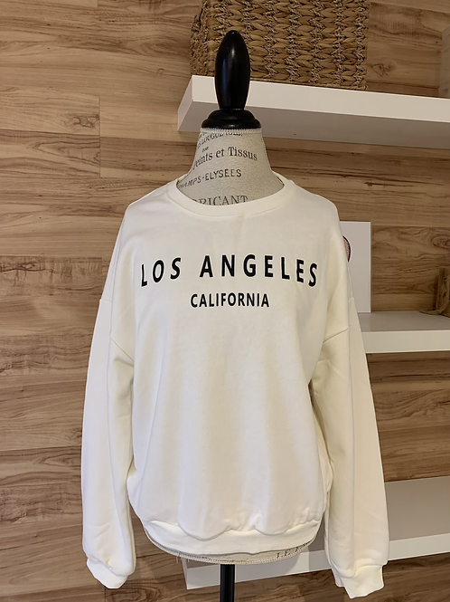 Chandail « Los Angeles »