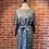 Thumbnail: Robe fleurie avec manches courtes