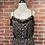 Thumbnail: Onepiece short brun et noir