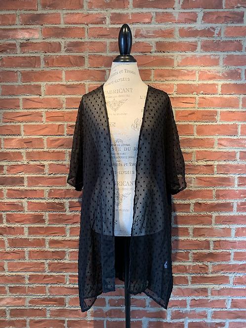 Veste style kimono