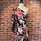 Thumbnail: Robe fleurie avec une manche