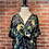 Thumbnail: Robe avec grosses feuilles