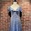 Thumbnail: Robe à carreaux bleus et blancs