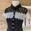 Thumbnail: Robe avec col et dentelle