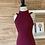 Thumbnail: Robe moulante avec ouverture au dos