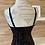 Thumbnail: Robe en velours avec lignes brillantes