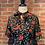 Thumbnail: Robe avec petites fleurs rouges