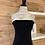 Thumbnail: Robe bustier noire