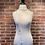 Thumbnail: Robe moulante avec fermeture éclair