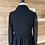 Thumbnail: Robe style chemise noire