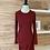 Thumbnail: Robe avec attache sur le côté