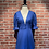 Thumbnail: Robe bleue électrique