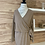 Thumbnail: Robe chandail style cache-cœur