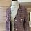 Thumbnail: Veston laineux avec boutons dorés