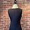 Thumbnail: Robe longue avec col carré