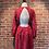 Thumbnail: Robe en dentelle avec dos ouvert