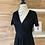 Thumbnail: Robe en dentelle noire