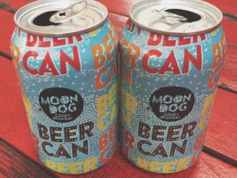 Moon Dog - Beer Can