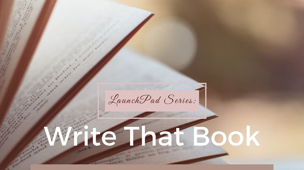 Tips for the Author
