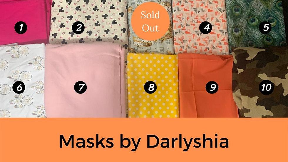 Handmade Face Masks 3.0