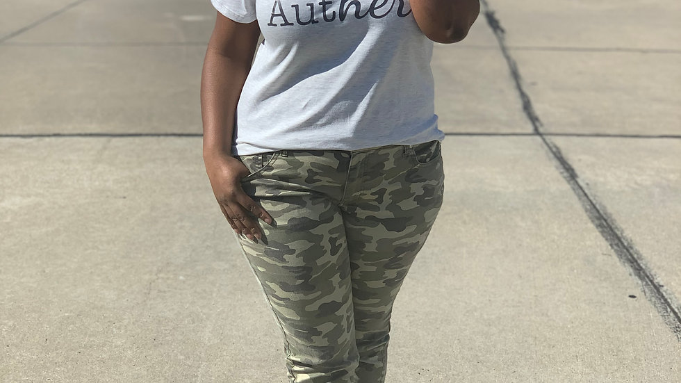 AutHER/Author Shirt
