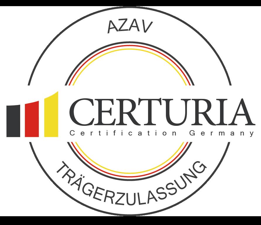 BPS Personalmanagement GmbH ist durch Certuria zertifiziert