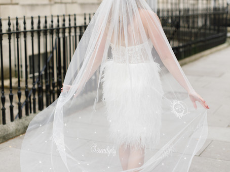 Stitching the story together: Ellie's Veil