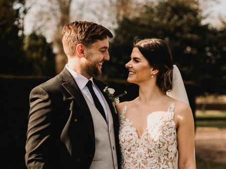 A Wedding Full Of Love: Charlotte and Tom's Story