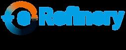 e-Refinery logo beeldscherm zonder sloga