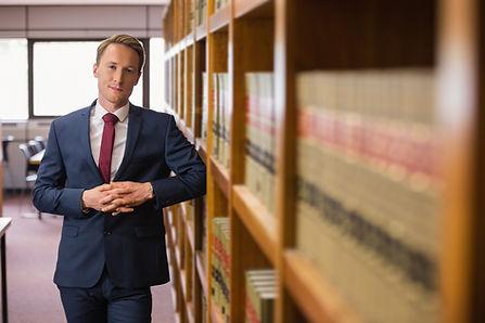 junge Rechtsanwalt