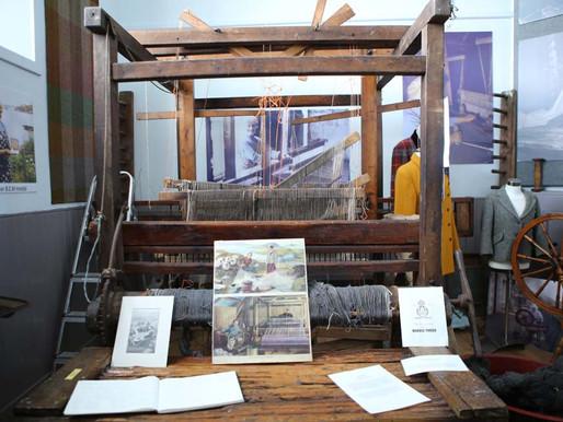 Harris Tweed Exhibition