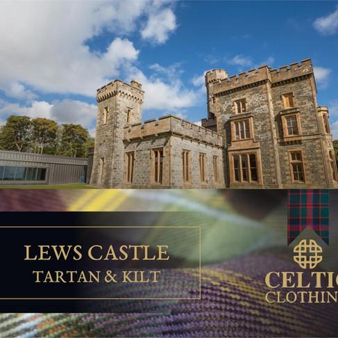 The secrets of Lews Castle Tartan