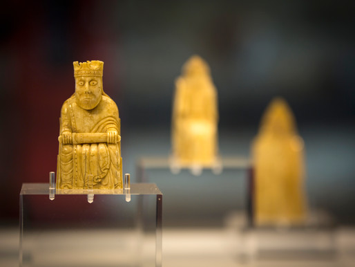The Legendary Lewis Chessmen