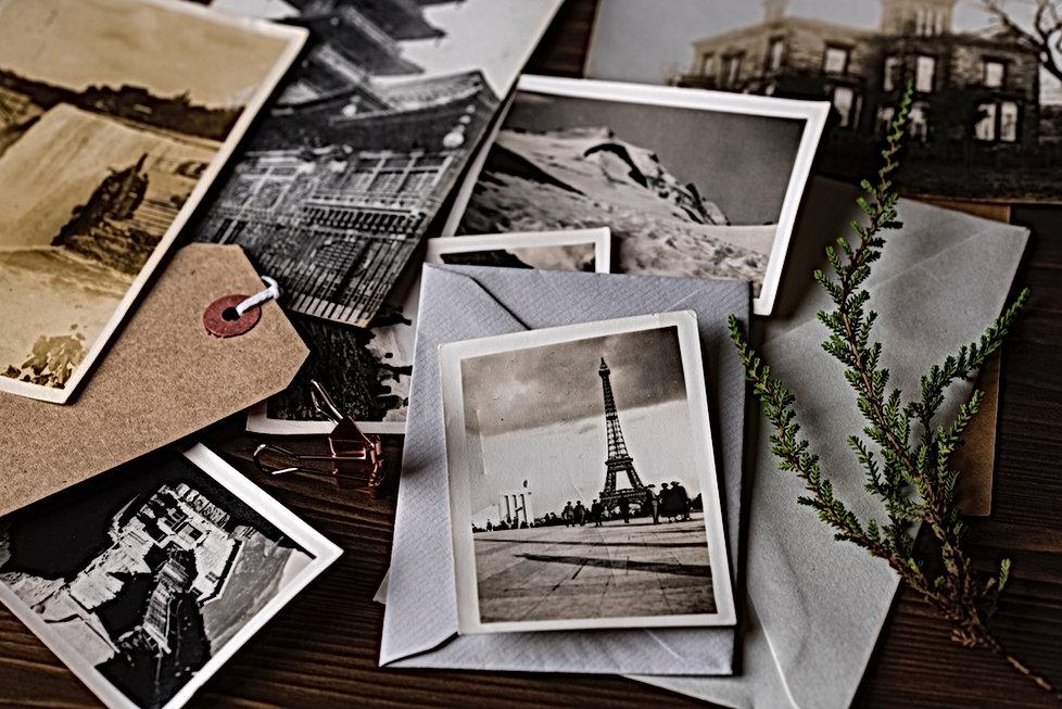 Cartões Postais vintage