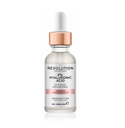 REVOLUTION SKIN Plumping & Hydrating Serum - 2% Hyaluronic Acid