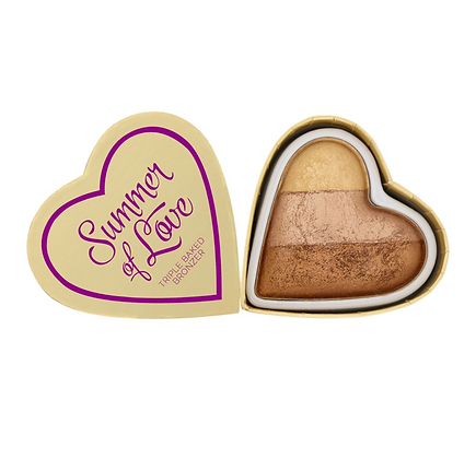 I HEART REVOLUTION Blushing Hearts - Bronzers