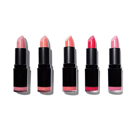 REVOLUTION PRO Lipstick Collection Pinks