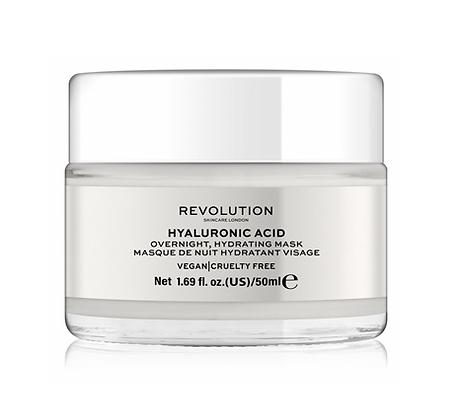 REVOLUTION SKIN Hyaluronic Acid Overnight Hydrating Face Mask