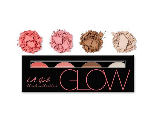 LA GIRL Beauty Brick Blush Collection - Glow