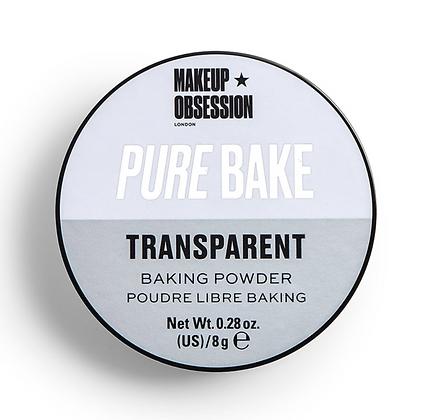 OBSESSION Baking Powder - Transparent